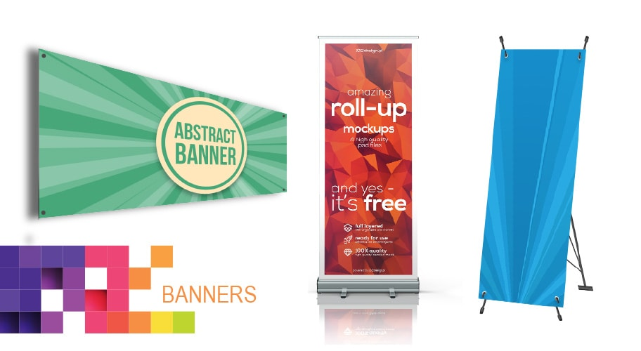 Banners - Vinyl business banners