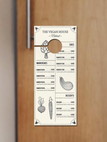 4x7 Door Hanger