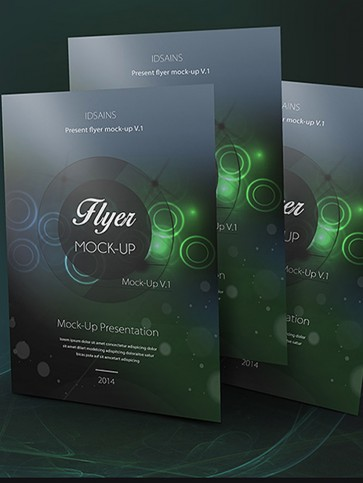 4x6 Medium size flyers