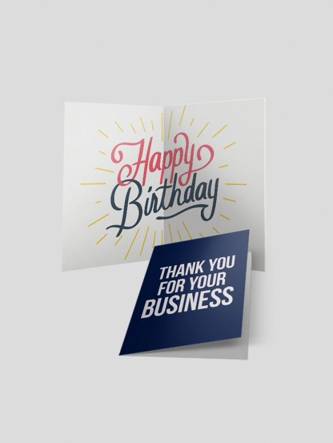 greeting-card-half-fold Flyers Online | Miami Flyers