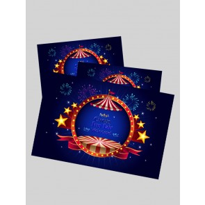4x9 Spot UV Postcards