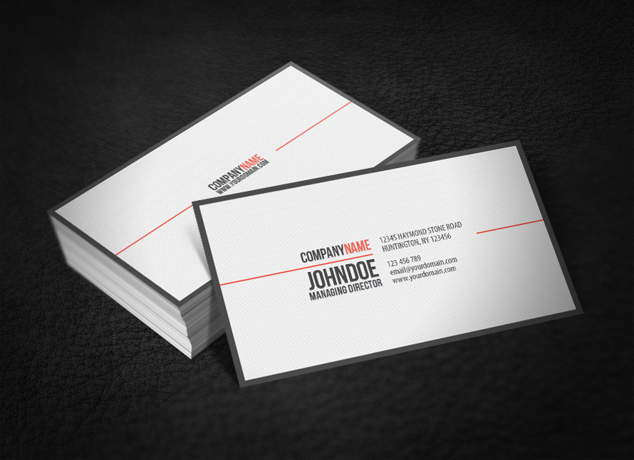 best business cards online